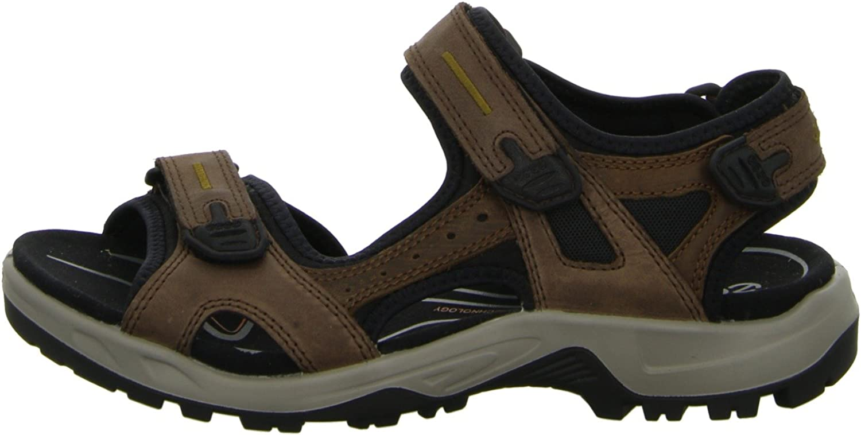 | ECCO Men's Offroad 4-Strap Sandal Multisport Outdoor Shoes, various | Sport Sandals & Slides