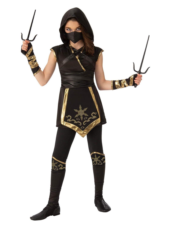 Deluxe Sexy Ninja Womens Costume