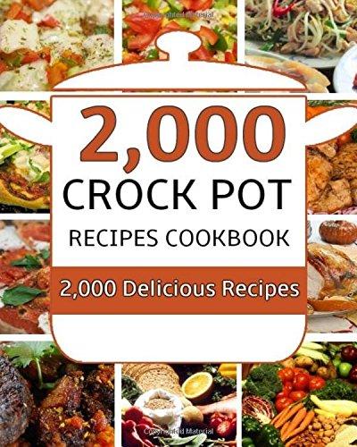 Crock Pot 000 Recipes Cookbook product image
