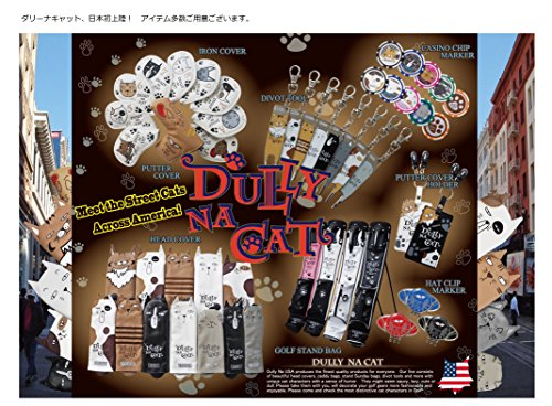 DULLY NA CAT GOLF JAPAN DRIVER HEAD COVER {DOMANI} by Dully Na (Image #4)