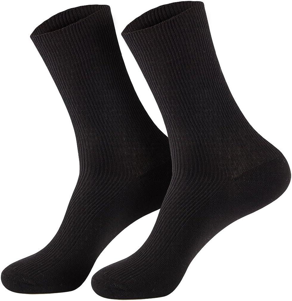 Herren-Kellnersocken schwarz im 5er Pack in Übergröße schwarze Strümpfe