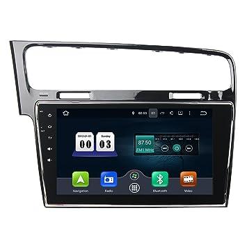 10,1 pantalla táctil Octa Núcleo Android 8,0 coche GPS navegación