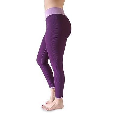 Femme Violet M Legging Moderne Generic tEqTzx
