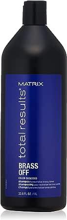 Matrix Total Results Brass Off Shampoo, 1 L