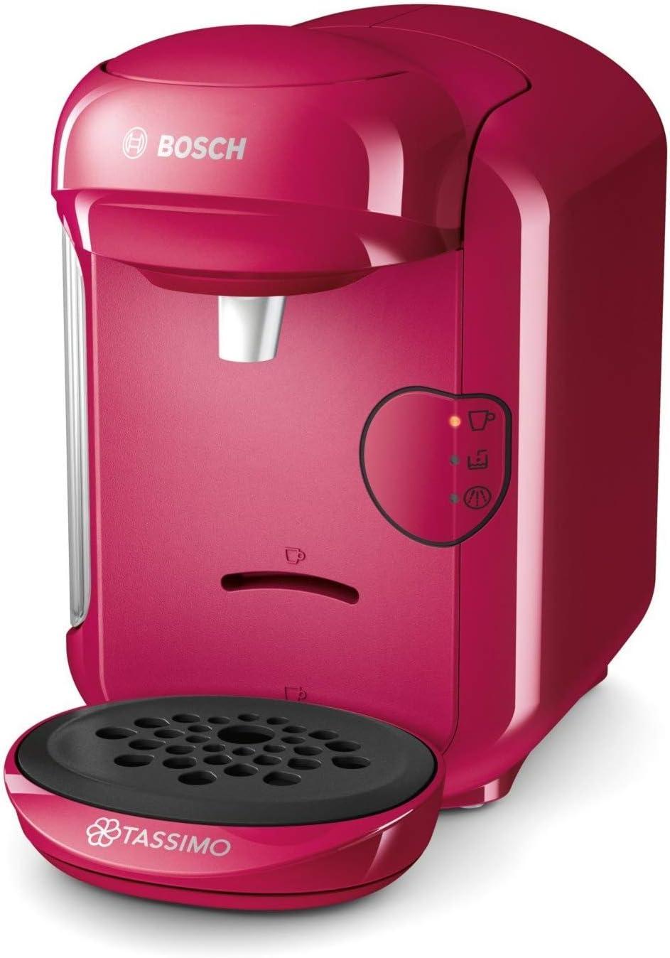 Bosch TAS1401 Tassimo Vivy 2 - Cafetera Multibebidas Automática de ...