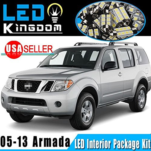 14-x-white-smd-led-lights-interior-package-combo-kit-2004-2007-for-cadillac-srx