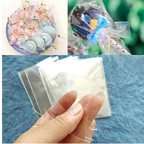 Zonster Bolsas de plástico Transparente Lollipop de la ...