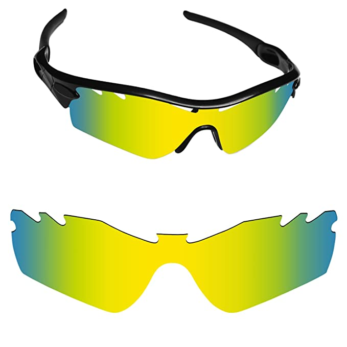 b141d0a8b71 Image Unavailable. Image not available for. Color  Fiskr Anti-salwater Replacement  Lenses for Oakley Radar Path Vented Sunglasses ...