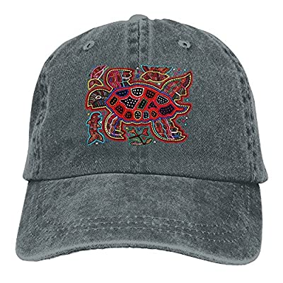 jia87 Tortoise Sea Turtle Baseball Caps Fashionable Comfortable Snapback Hat for Teen Girls by jia87