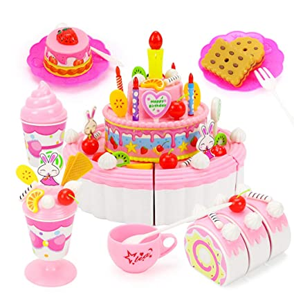 Enjoyable Wooden Pre School Toys Melissa Doug Triple Layer Birthday Party Funny Birthday Cards Online Alyptdamsfinfo