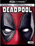 Deadpool [4K Ultra HD + Blu-ray + Digital Copy] (Bilingual)