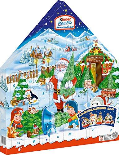 Calendario Avvento Mms.Kinder Maxi Mix Calendario Dell Avvento 351g