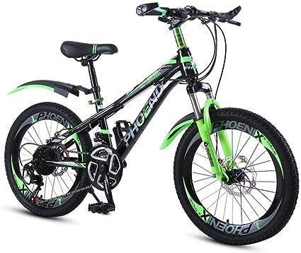 20-Inch Variable Speed Bike montaña, bicicleta infantil ...