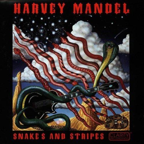Snakes & Stripes by Mandel, Harvey (1995-10-23)