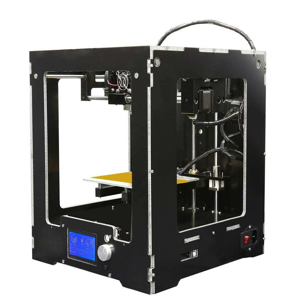 ALOCIAM Assembled 3D Printer Kit with Hot Bed for Kids ...