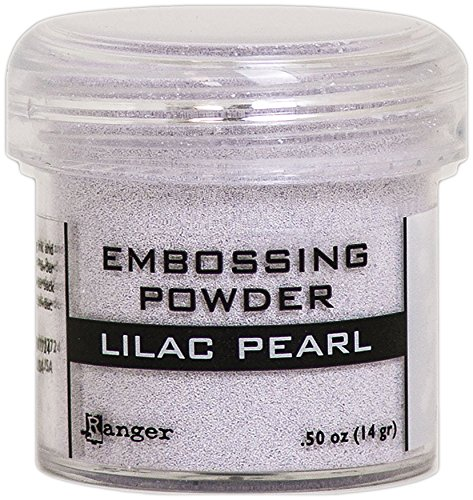 (Ranger Lilac Pearl Embossing Powder)