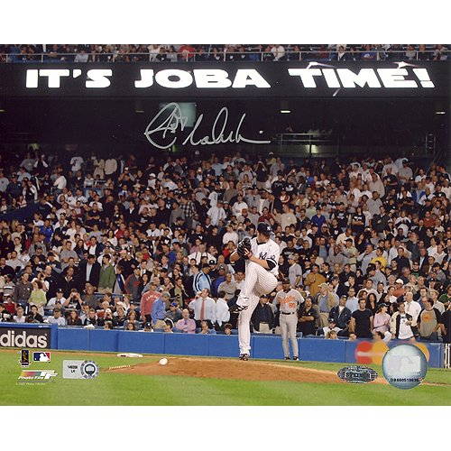 Steiner Sports MLB New York Yankees Joba Chamberlain ''Joba Time'' 8 x 10-inch Photo by Steiner Sports