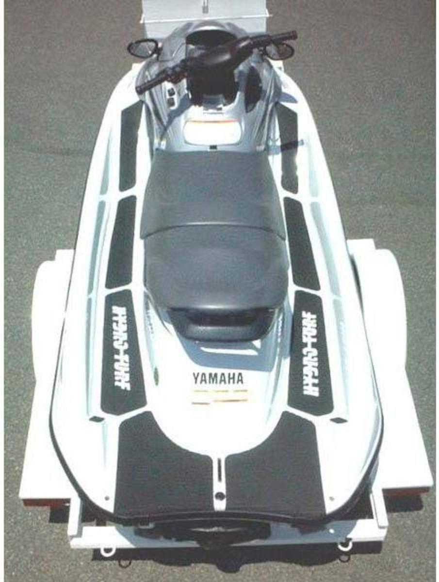Hydro-Turf Ride Mats