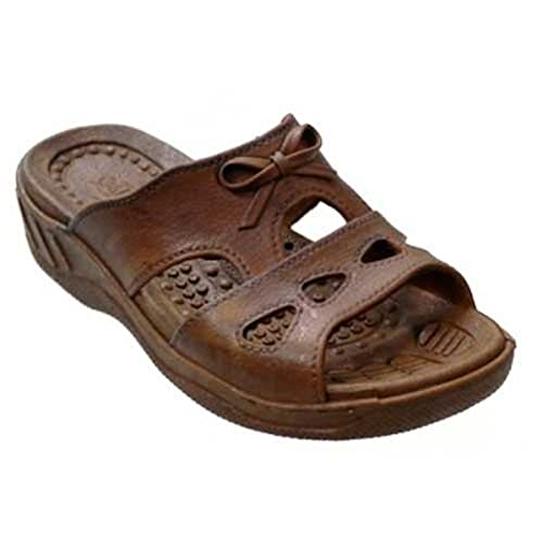 1208a09dca9 Pali Hawaii Bow Sandal (Brown