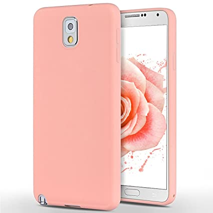 SpiritSun Funda para Samsung Galaxy Note 3, Soft Carcasa Diseño Mate Ultrafina TPU Bumper Suave Silicona Carcasa Ultra Delgado y Ligero Goma Flexible ...