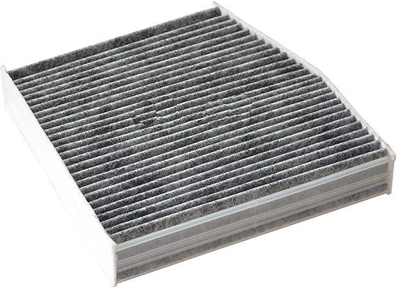 Carbón activado interior filtro Mercedes-Benz Clase C e-Klasse GLK-clase