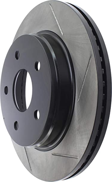 StopTech 126.67061SL Sport Slotted Brake Rotor Front Left