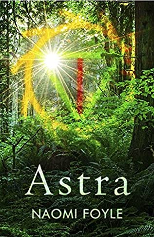 book cover of Astra