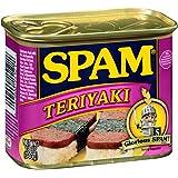 Spam Luncheon Meat Can, Teriyaki, 12 Ounce