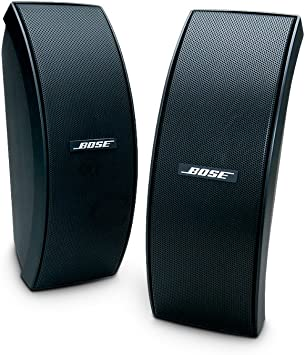 Bose ® Altavoces ambientales 151, color negro: Amazon.es: Electrónica