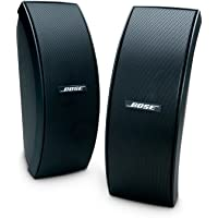 Bose 151 SE environmental speakers, color negro