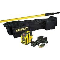 Niveau laser croix et équerrage cross90 + canne - Stanley - 177147