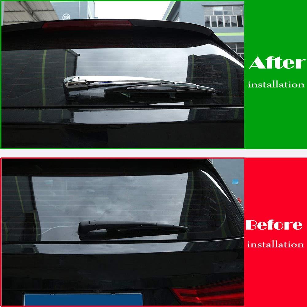ABS Chrome car Accessories AUTO Pro for The New BMW X5 Rear Wiper Decorative car Sticker Accessories