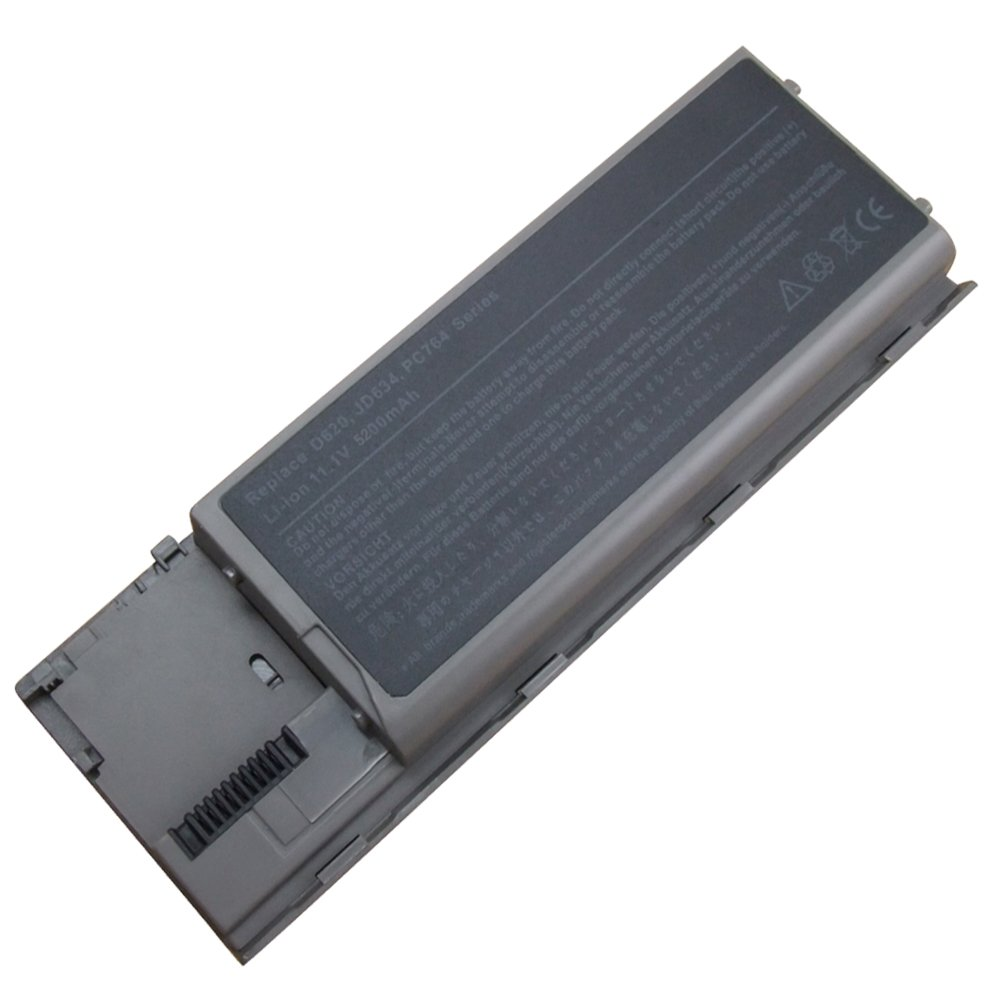 Bateria 58WH 5200mah PC764 TC030 312-0383 TD175 Latitude D62