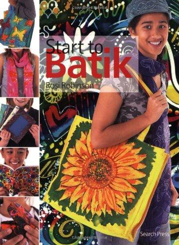 Start to Batik (Start to series) by Search Press