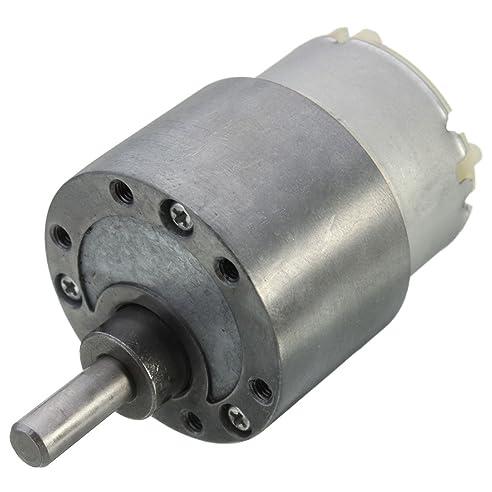 SODIAL (R) Elektro-Mini 12V DC-Getriebemotor mit hohem Drehmoment ...