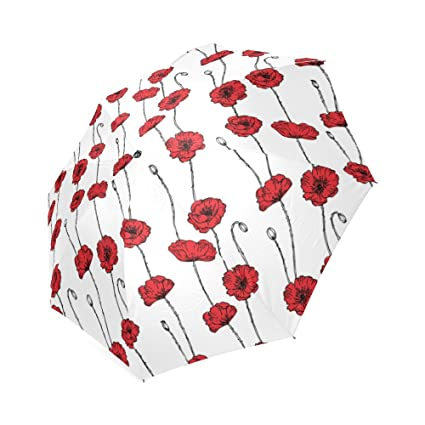 Hot sale beautiful poppy flowers foldable umbrella compact umbrella hot sale beautiful poppy flowers foldable umbrella compact umbrella mightylinksfo