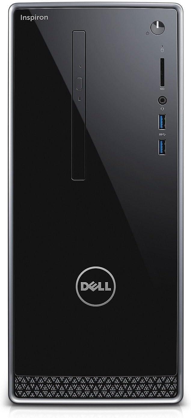 2017 Newest Dell Inspiron 3650 Flagship Premium Desktop PC, Intel Core i7-6700 Quad Core, 3.4 GHz, 16GB RAM, 2TB HDD, AMD Radeon HD R9 360 2GB GDDR5, DVD, WIFI Bluetooth HDMI VGA, Windows 7 Pro
