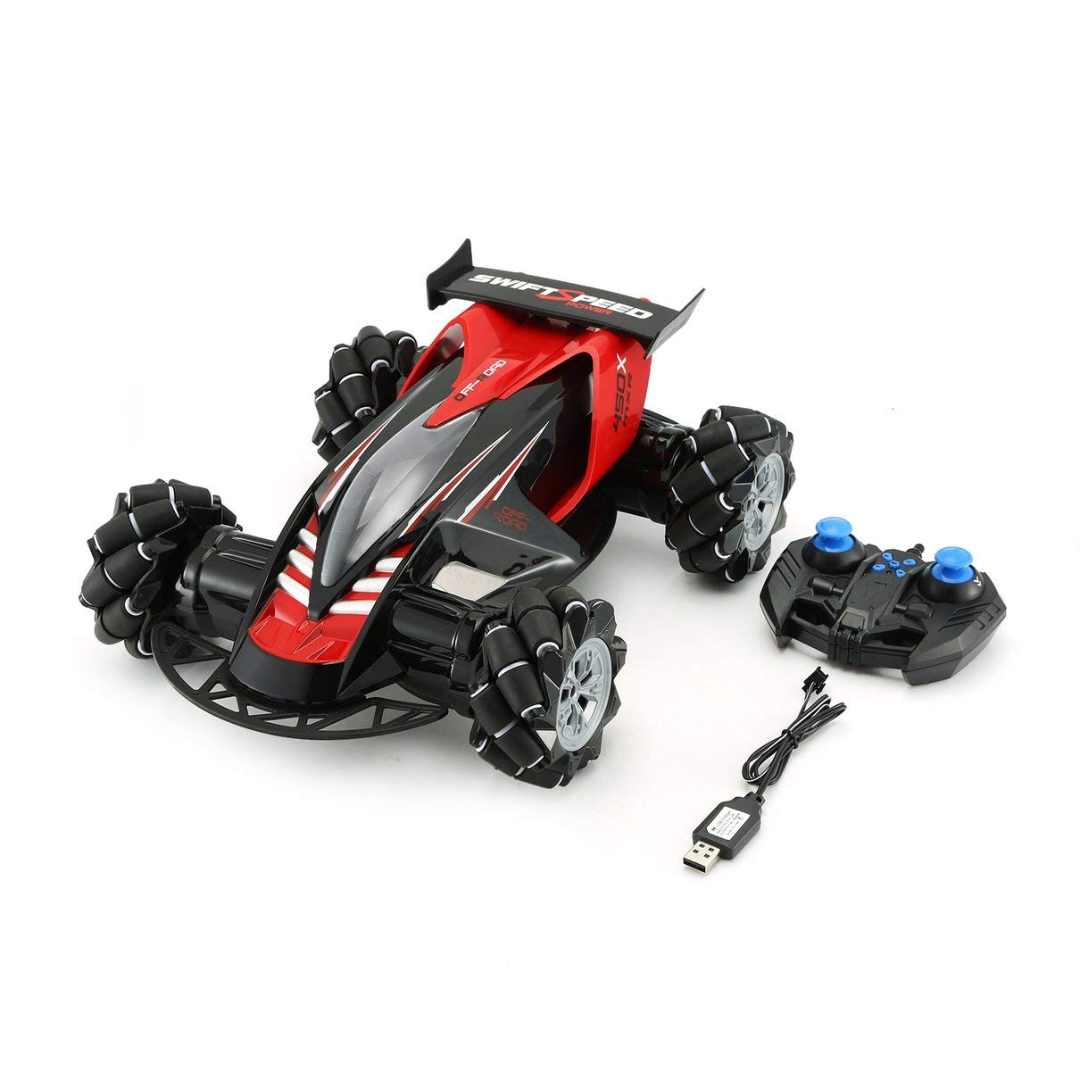 Z108 2.4GHz 1/10 RC Car Drift Car 360 Stree Spinning Stunt 20km ...