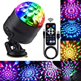 Disco Ball Party Lights Portable Rotating Lights