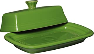 product image for Fiesta Covered Butter Dish, X-Large, Shamrock