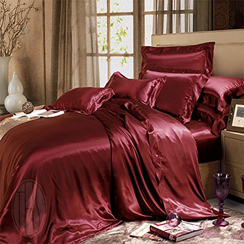 Mulberry Charmeuse Luxury Collection Burgundy product image