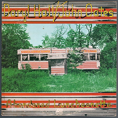 Daryl Hall & John Oates Abandoned Luncheonette Original Atlantic Records Stereo release SD 7269 1970's Philly Soul/Rock Vinyl - Mall At Vegas Las