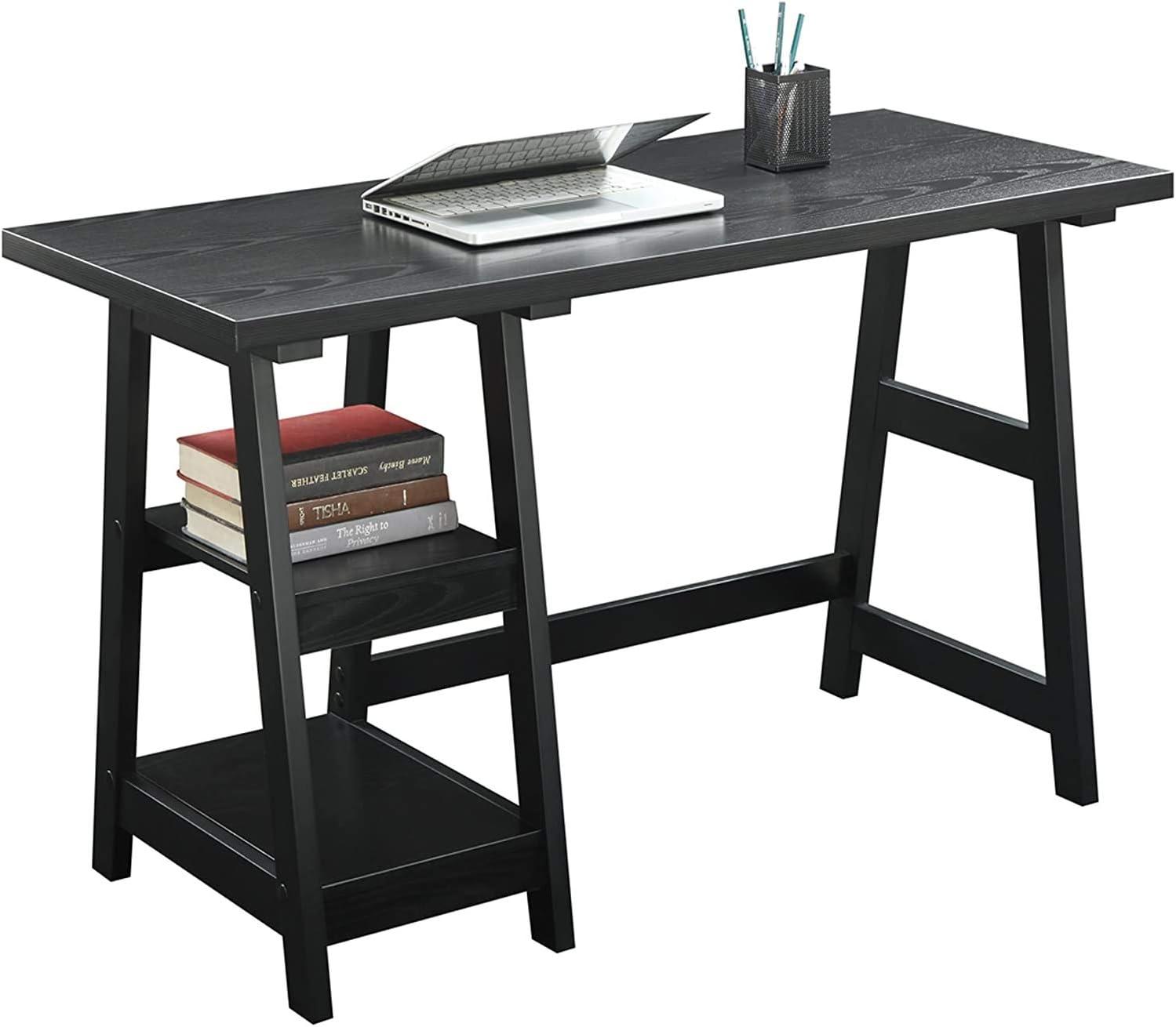 Convenience Concepts Trestle Desk