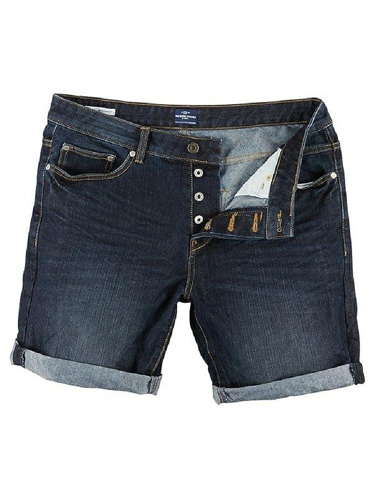 !Solid Denim Shorts - Lt. Ryder - Pantalones Cortos Hombre