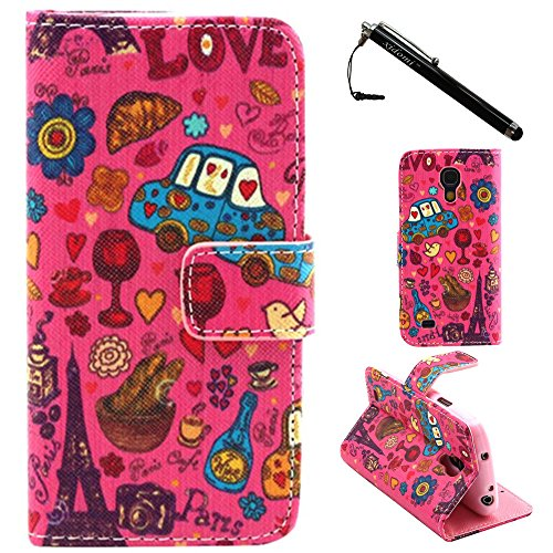 Cartoon Leather Protective Magnetic Samsung product image