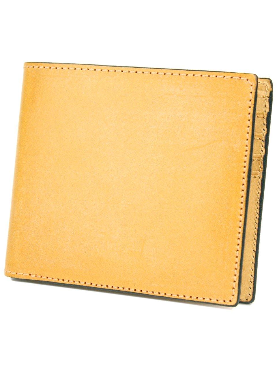 [コルボ] CORBO. -face Bridle Leatherフェイス ブライドルレザー シリーズ 二つ折り財布 1LD-0228 CO-1LD-0228 B006G4HEKI ブラウン ブラウン
