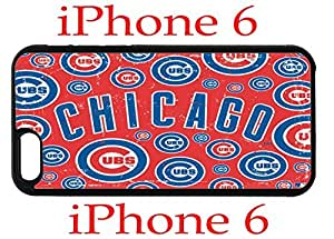 Chicago Cubs iphone 5s Case Hard Silicone Case