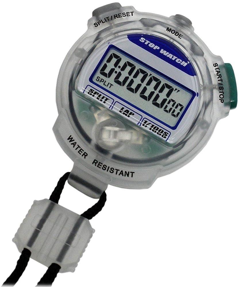 クレファー(CREPHA)デジタルストップウォッチ TEV-4013-CL