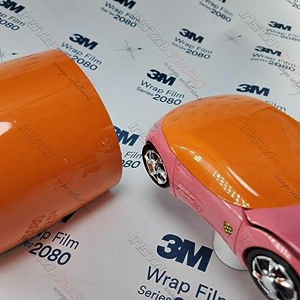 3M 1080 G14 GLOSS BURNT ORANGE Vinyl Vehicle Car Wrap Decal Film Sheet Roll