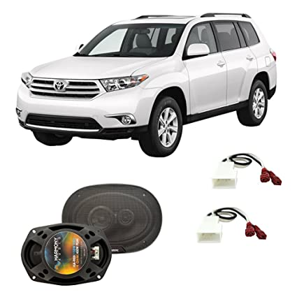Amazon com: Fits Toyota Highlander 2008-2013 Front Door